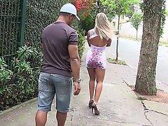 Brazil, Latina, Latina, Latina, Hardcore, Reality, Blonde