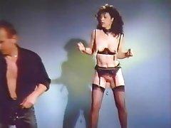 BDSM, Granny, Pornstar, Spanking, Stockings