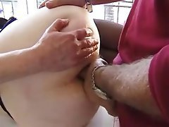 Anal, Big Boobs, Granny, Outdoor