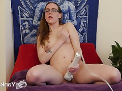 Amateur, Masturbation, Softcore, Tattoo