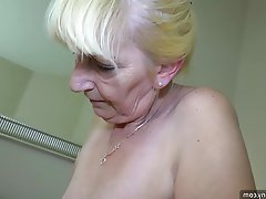 Lesbian, Masturbation, Mature, Old and Young