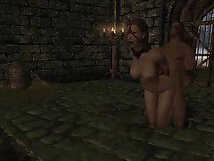 BDSM, Bondage, Spanking