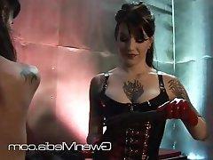 BDSM, Bondage, Femdom, Latex, Spanking
