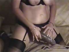 Amateur, Masturbation, Mature, MILF, Stockings