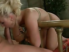BDSM, Blowjob, Bondage, Spanking