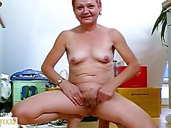 Old and Young, Amateur, German, Hairy, Mature