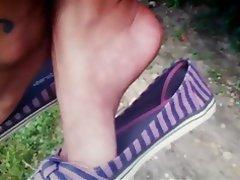 Amateur, Asian, Foot Fetish
