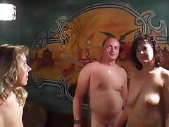 German, Group Sex, MILF