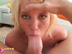 Blonde, Blowjob, Hardcore, MILF