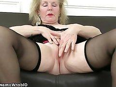 Granny english milf